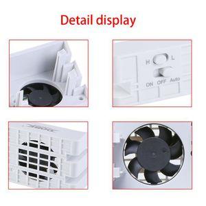 VENTILATEUR CONSOLE Pour le ventilateur de console de jeu PS4 PRO (bla