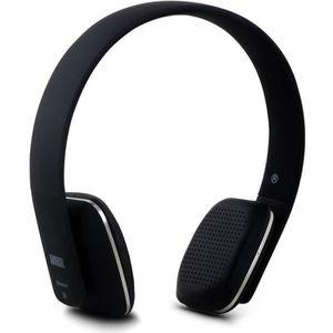 CASQUE - ÉCOUTEURS Casque Bluetooth Sans Fil – August EP636 – Écouteu