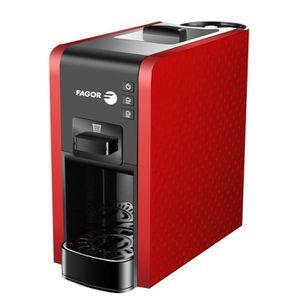 MACHINE À CAFÉ FAGOR FG8328 Machine expresso - Rouge