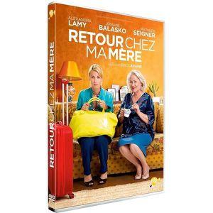 DVD FILM Retour chez ma mère : Alexandra Lamy,Josiane Bala
