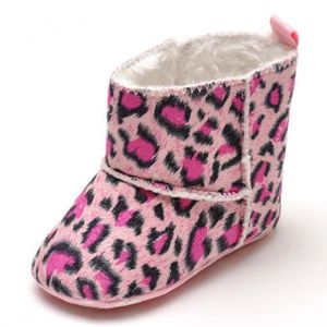 BOTTE seasondu Bébé Bottes de neige Lit souple Chaussure