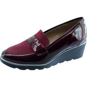 MOCASSIN FRIEDA Mocassins compensés chaussures souple Femme