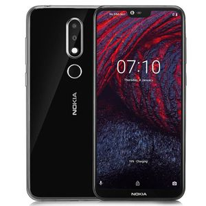 SMARTPHONE Nokia X6 4G Smartphone 5.8 # Android 8.1 4+64  Fin
