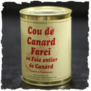FOIE GRAS Cous farcis au foie gras entier
