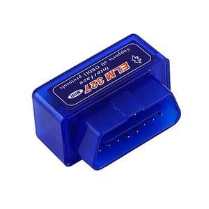 OUTIL DE DIAGNOSTIC OBD V2.1 mini-ELM327 OBD2 Bluetooth Auto Scanner O