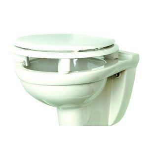 Étonnant Abattant wc avec rehausse - Achat / Vente pas cher EL-85