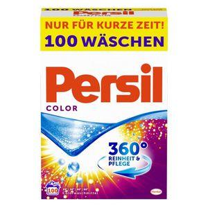LESSIVE Persil Color Détergent en poudre 100 charges de la