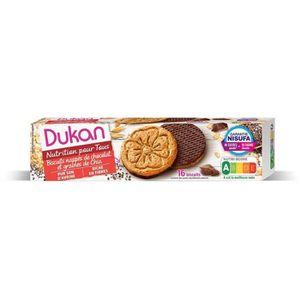 BARRE DE CEREALE REGIME DUKAN Biscuits de son d'avoine aux graines