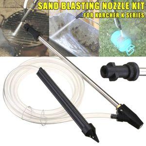 SABLEUSE Nettoyeur haute pression sablage Sable et humide B