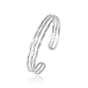 BRACELET - GOURMETTE Bracelet Style Pandora Jonc Enfant Charms Chien Ar