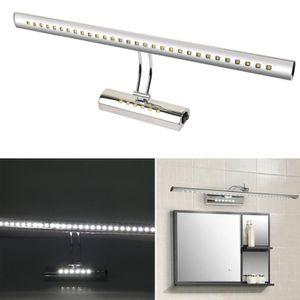 Applique pour miroir de salle de bain achat vente for Applique led salle de bain 80 cm
