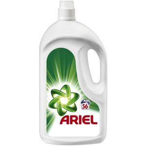 LESSIVE ARIEL lessive liquide 56 lavages - 3,640L - senteu