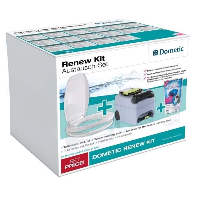 DOMETIC Kit de Rénovation Toilettes CT3000-4000