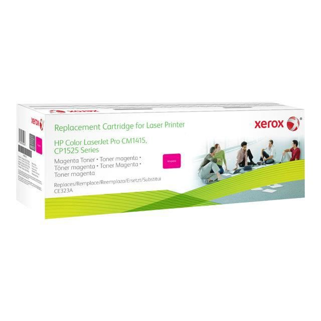 XEROX Cartouche de toner CP1525 - Magenta - Pour HP - 1500 impressions