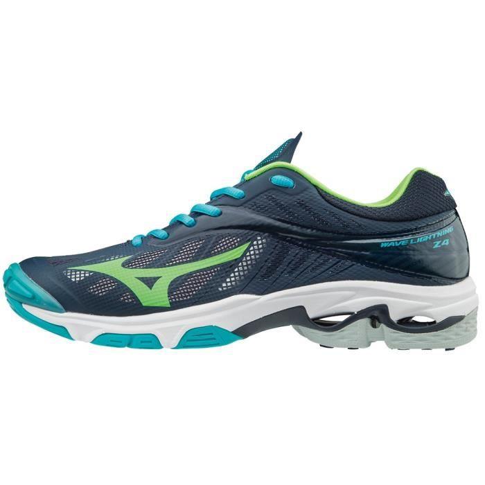2a842303a11 Chaussures de volleyball Mizuno Wave Lightning Z4 - Prix pas cher ...