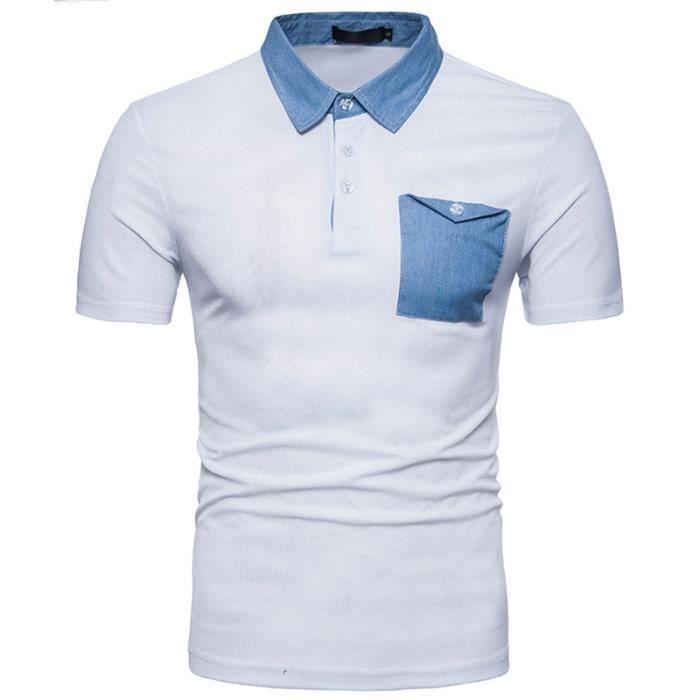 f015b80f87857 Polo Homme Ralphmen Manche Courte Vetement Homme Juventus Tee Shirt Homme  Uni HommeC