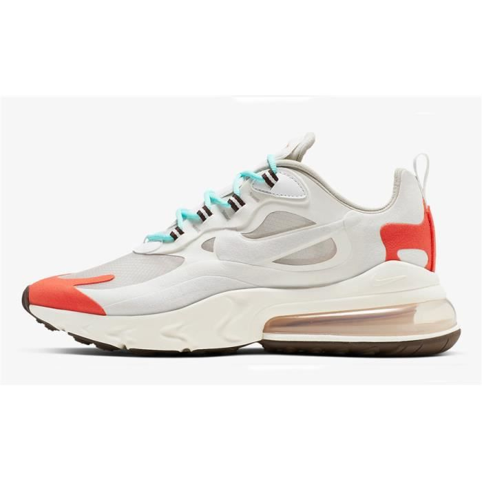 Rouge React Basket Max Chaussures Nike Beige Course De Air 270 dCeoxrB