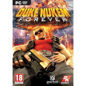 JEU PC DUKE NUKEM FOREVER / Jeu PC DVD-ROM