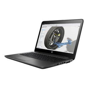 ORDINATEUR PORTABLE HP ZBook 14U G5 Argent Station de travail mobile 3