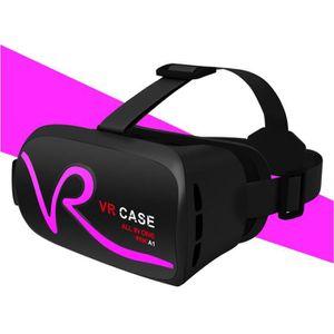 CASQUE RÉALITÉ VIRTUELLE 3D VR BOX VR casque lunettes de réalité virtuelle