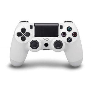 MANETTE JEUX VIDÉO Manette sans fil pour PS4, Contrôleur de jeu  – Bl