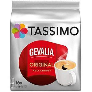 CAFÉ CD-197Tassimo Gevalia d'origine, le café, la capsu