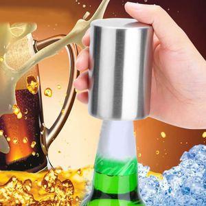 GOURDE Outil de bouteille en acier inoxydable Autotapisiq