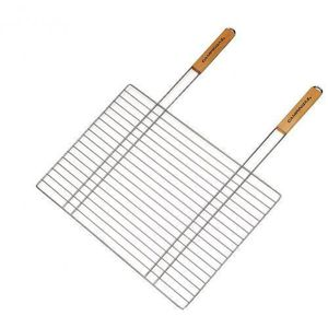 USTENSILE 65694 - Grille rectangulaire simple 67x40 cm doubl