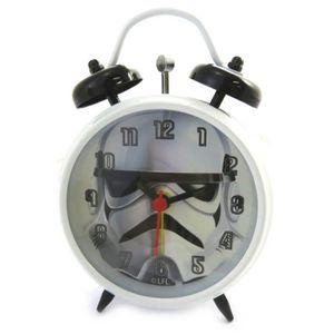 HORLOGE - PENDULE Star Wars [N0828] - Réveil métal Star Wars   (8 cm