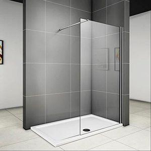 paroi de douche walk in raffinato 120 x 195 cm
