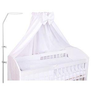 ciel de lit achat vente ciel de lit pas cher soldes d s le 10 janvier cdiscount. Black Bedroom Furniture Sets. Home Design Ideas
