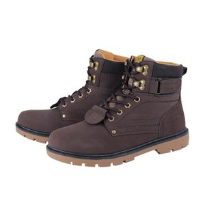 MOCASSIN HEE GRAND Bottes Homme Montante Outdoor A Plate