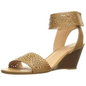Down to Earth - Mid Wedge X Vamp - Sandales synthétiques - Femme 1eCI7mZC