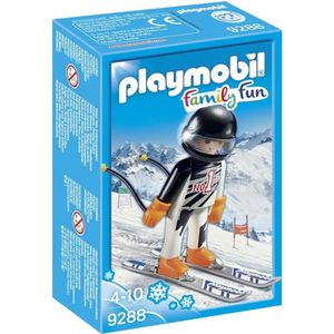UNIVERS MINIATURE Nouveauté 2018 - PLAYMOBIL 9288 Skieur alpin