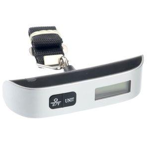 PÈSE-BAGAGE 50kg-10g Balance des Bagages Electronique Numériqu