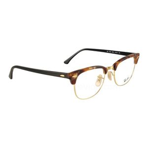 ede733e6f60aad LUNETTES DE VUE Ray Ban clubmaster RX 5154 Ecaille Taille   51 ...