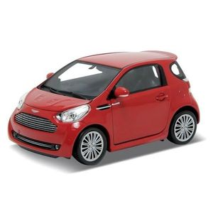 VOITURE - CAMION WELLY DIECAST MODEL - ASTON MARTIN CYGNET RED CAR