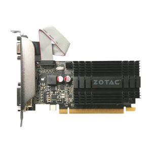CARTE GRAPHIQUE INTERNE ZOTAC GeForce GT 710 Carte graphique GF GT 710 1 G