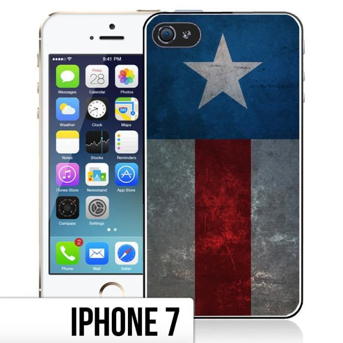 coque iphone 7 captain america