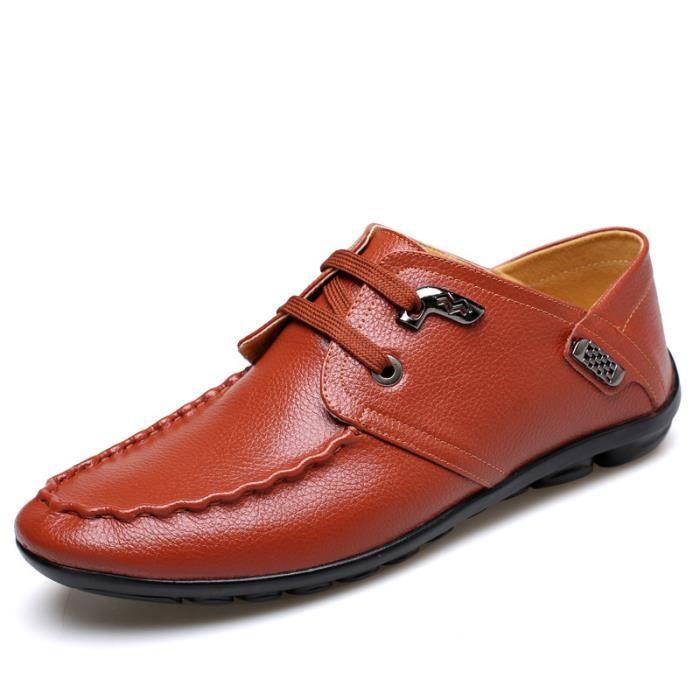 Printemps chaussures décontractées pour hommes ...
