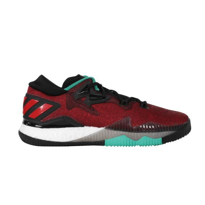 adidas Performance Crazy Light Boost gris - Chaussures Basketball Homme