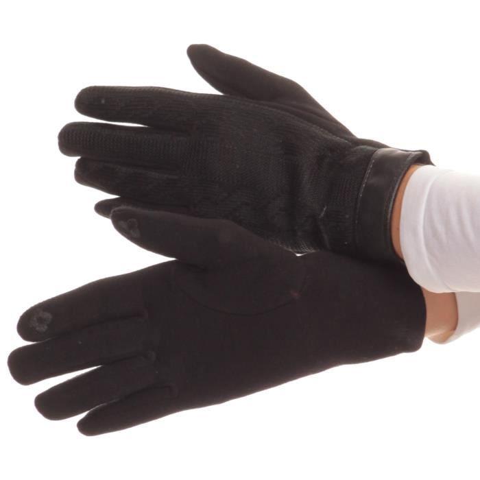 Craze eau dames kevlar en cuir résistant doublé gants de moto de police JOM72