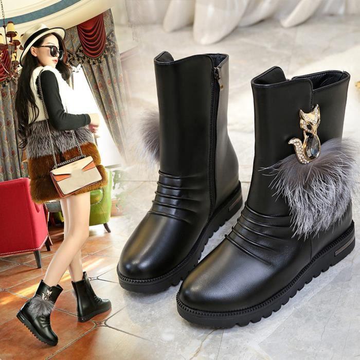 Lady daim cuisse en daim bottes hautes bottes genou étirent sexy super haut talons chaussures vin noir gris brun rouge,noir,37