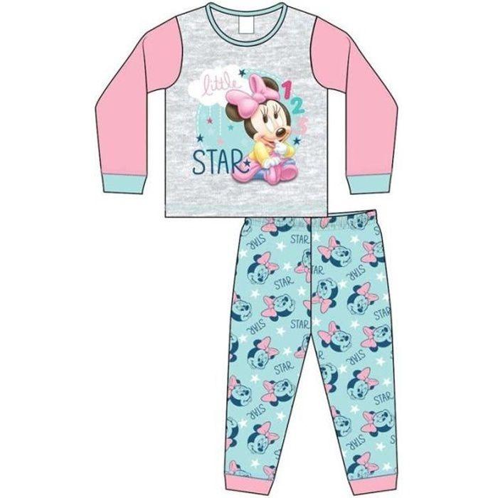 449b380721318 Ensemble pyjama bébé fille MINNIE disney rouge Rouge rouge - Achat ...