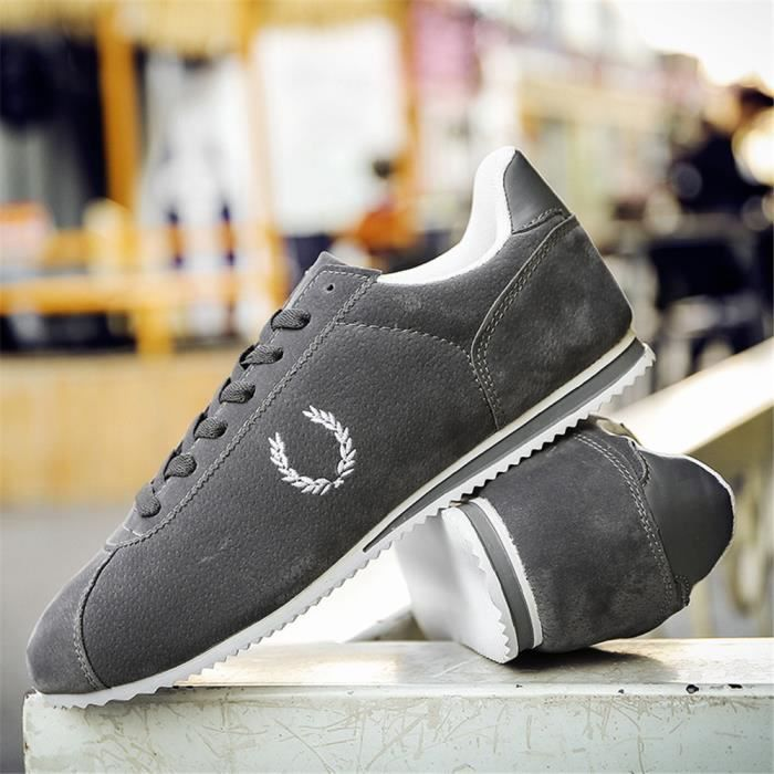Homme Sneakers Extravagant Chaussure Nouvelle Mode Super Chaussure Durable 39-44 XirDaCoMKk