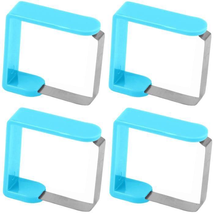 Set lot de 4 pinces clip pour nappe accroche attache table for Chaise qui s accroche a la table
