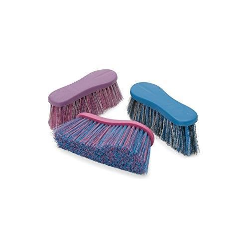 Shires Long Bristle Dandy Brush One Size Pink
