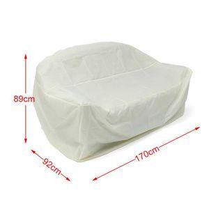 housse de protection canape achat vente pas cher. Black Bedroom Furniture Sets. Home Design Ideas