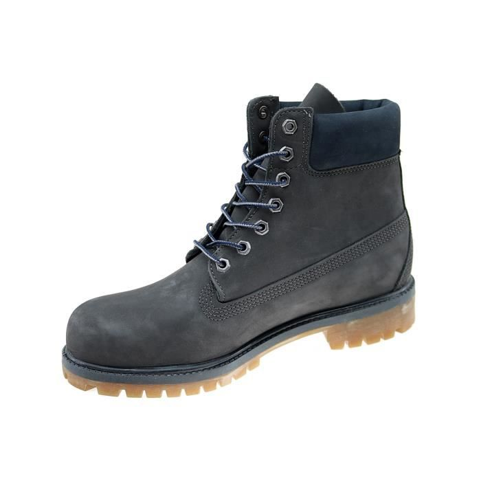 Timberland 6 Premium Boot A17QF Homme Baskets Gris AWTVFp2