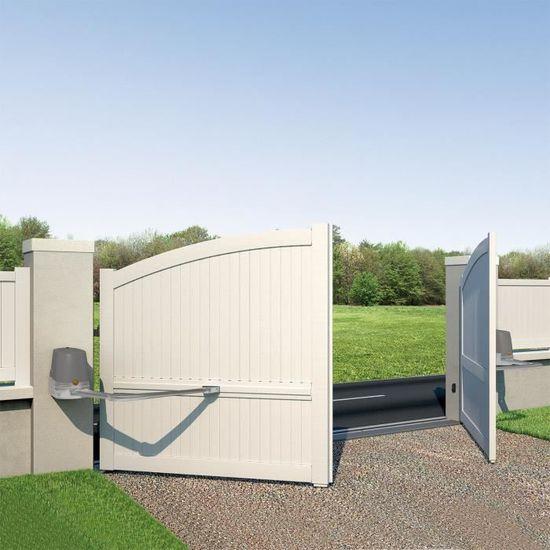 Somfy Kit De Motorisation De Portail A Bras Evolvia 400 Pour Portail